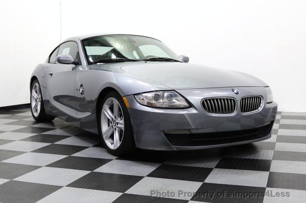 2007 BMW Z4 CERTIFIED Z4 3.0Si Sport / Premium NAVIGATION - 18006909 - 26