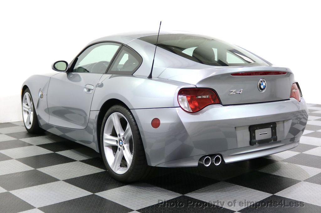 2007 BMW Z4 CERTIFIED Z4 3.0Si Sport / Premium NAVIGATION - 18006909 - 2
