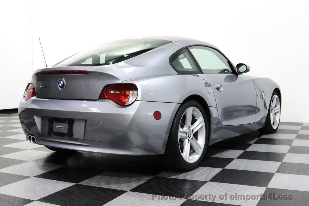 2007 BMW Z4 CERTIFIED Z4 3.0Si Sport / Premium NAVIGATION - 18006909 - 29