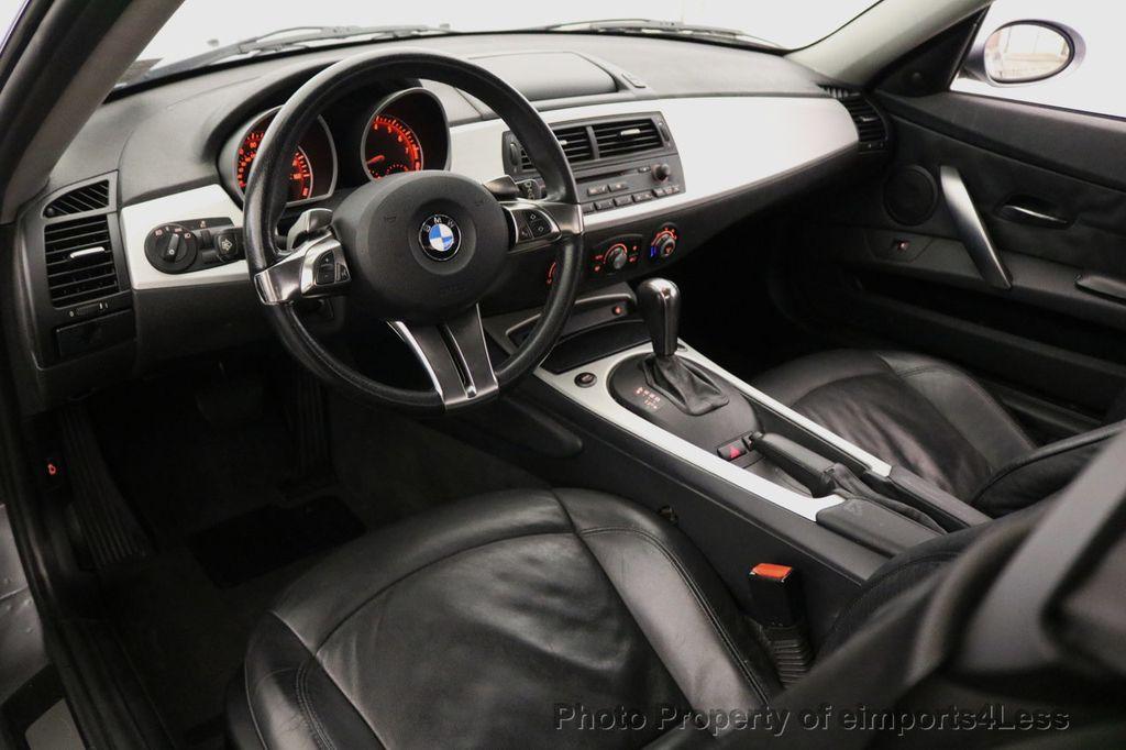 2007 BMW Z4 CERTIFIED Z4 3.0Si Sport / Premium NAVIGATION - 18006909 - 30