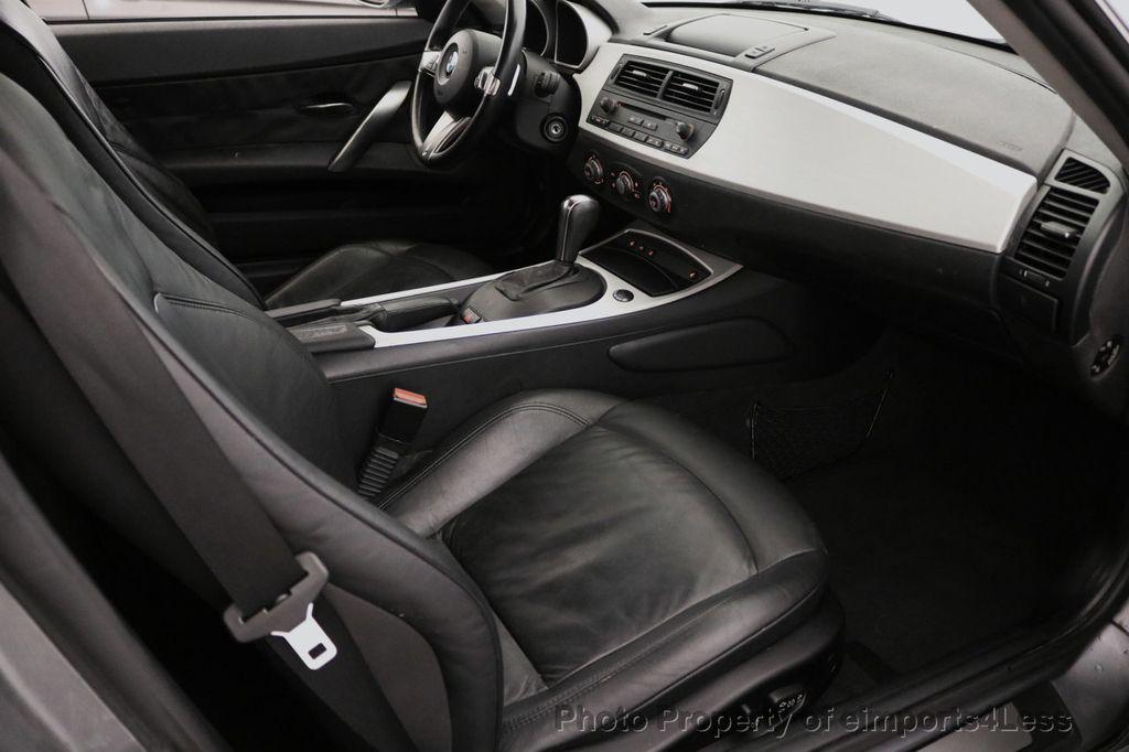 2007 BMW Z4 CERTIFIED Z4 3.0Si Sport / Premium NAVIGATION - 18006909 - 32