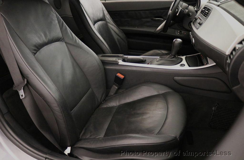2007 BMW Z4 CERTIFIED Z4 3.0Si Sport / Premium NAVIGATION - 18006909 - 34