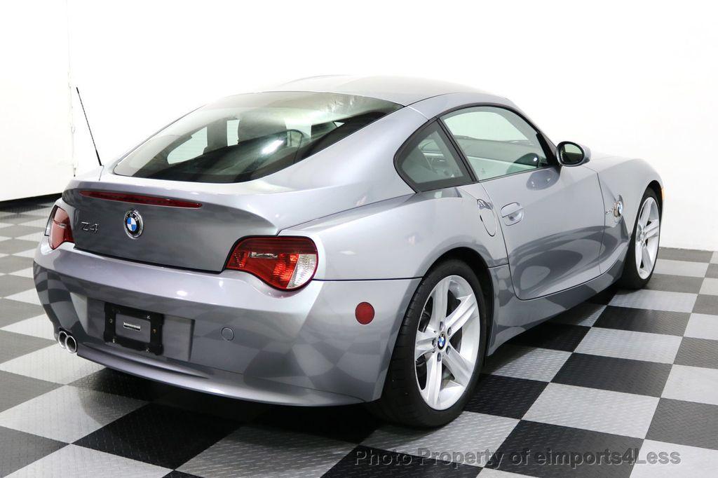 2007 BMW Z4 CERTIFIED Z4 3.0Si Sport / Premium NAVIGATION - 18006909 - 3