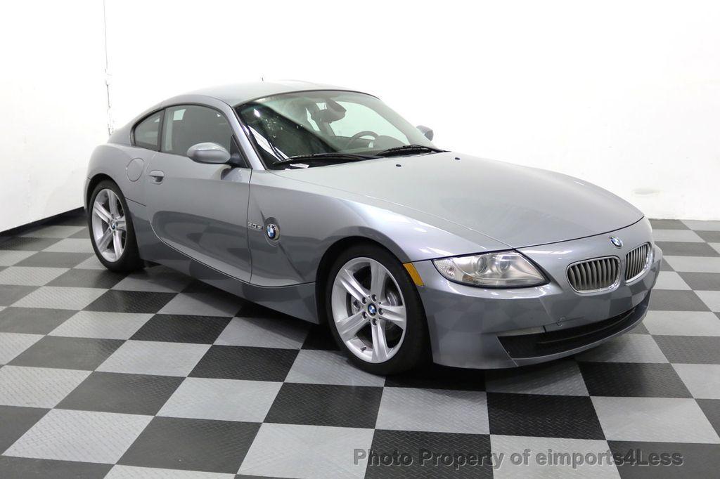 2007 BMW Z4 CERTIFIED Z4 3.0Si Sport / Premium NAVIGATION - 18006909 - 39