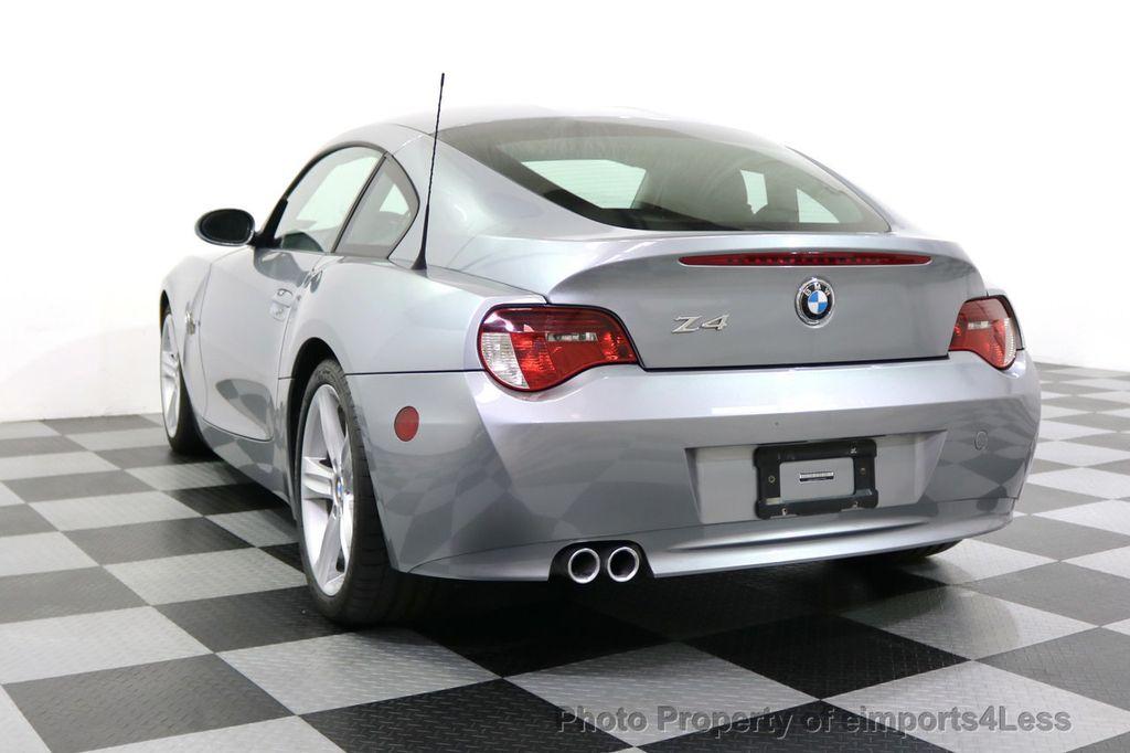 2007 BMW Z4 CERTIFIED Z4 3.0Si Sport / Premium NAVIGATION - 18006909 - 40