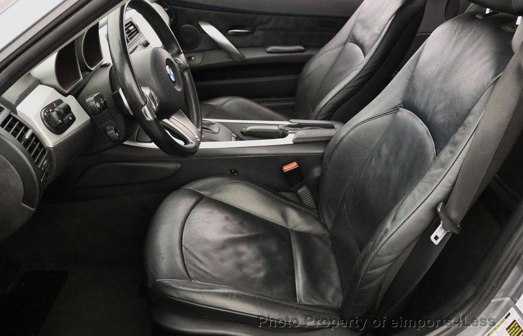 2007 BMW Z4 CERTIFIED Z4 3.0Si Sport / Premium NAVIGATION - 18006909 - 42