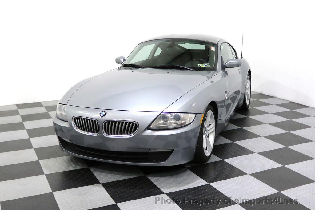2007 BMW Z4 CERTIFIED Z4 3.0Si Sport / Premium NAVIGATION - 18006909 - 44