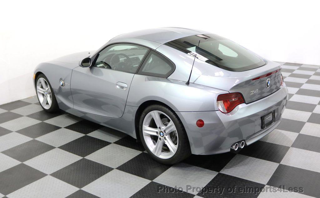 2007 BMW Z4 CERTIFIED Z4 3.0Si Sport / Premium NAVIGATION - 18006909 - 46