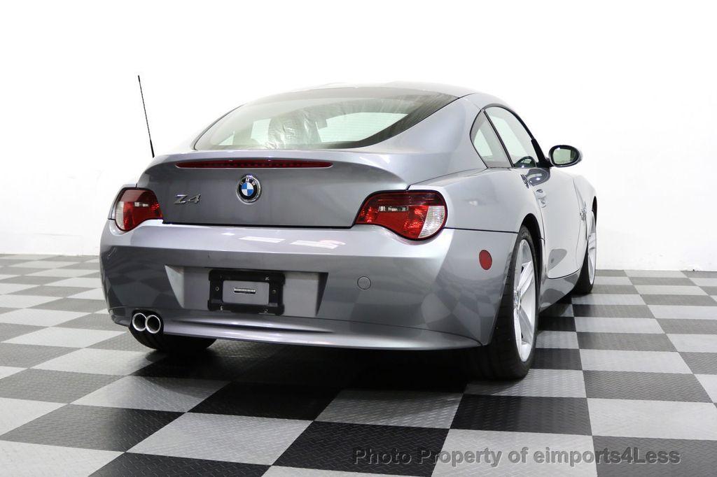 2007 BMW Z4 CERTIFIED Z4 3.0Si Sport / Premium NAVIGATION - 18006909 - 47