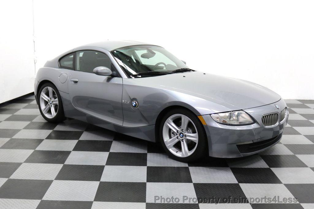 2007 BMW Z4 CERTIFIED Z4 3.0Si Sport / Premium NAVIGATION - 18006909 - 48
