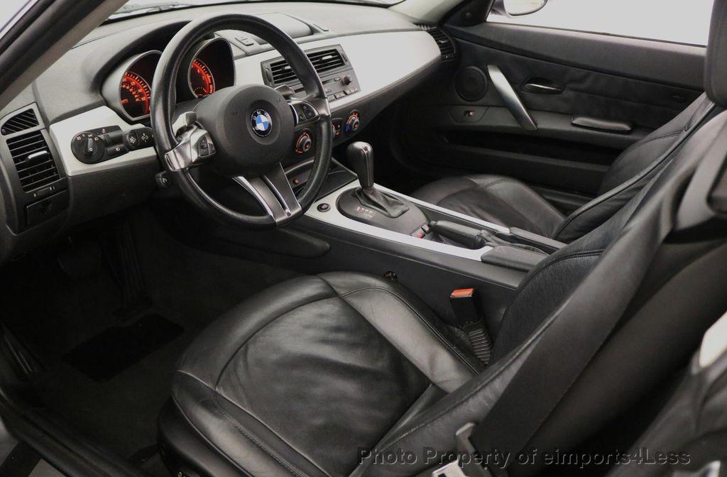 2007 BMW Z4 CERTIFIED Z4 3.0Si Sport / Premium NAVIGATION - 18006909 - 5