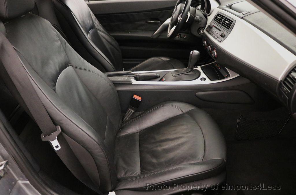 2007 BMW Z4 CERTIFIED Z4 3.0Si Sport / Premium NAVIGATION - 18006909 - 8