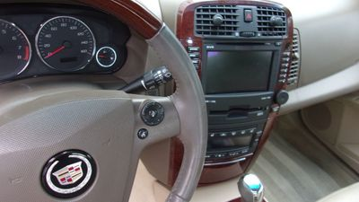 2007 Cadillac CTS 4dr Sedan 3.6L - Click to see full-size photo viewer