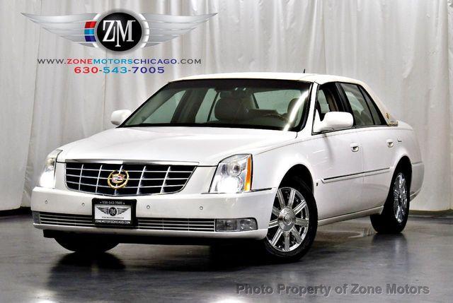 2007 Used Cadillac Dts 4dr Sedan Luxury Ii At Zone Motors Serving Addison Il Iid 19530499