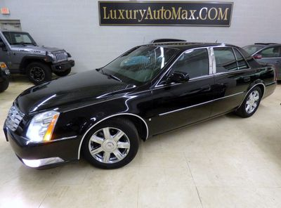 2007 Cadillac DTS 4dr Sedan V8