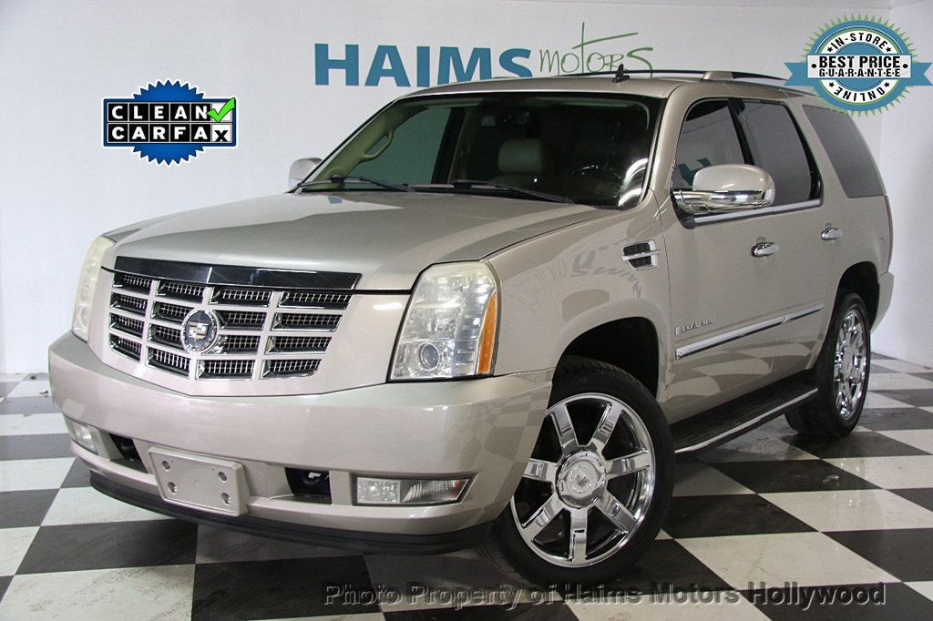 2007 Used Cadillac Escalade Awd 4dr At Haims Motors Serving Fort Rhhaimsmotors: 2007 Cadillac Escalade Air Ride Pressor Location At Elf-jo.com