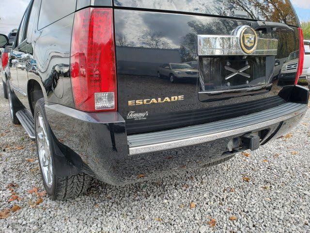 2007 Cadillac Escalade AWD 4dr - 18538736 - 21