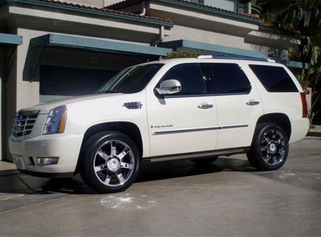 Escalade Ext For Sale >> 2007 Used Cadillac Escalade Luxury at Sports Car Company, Inc. Serving La Jolla, CA, IID 8265805