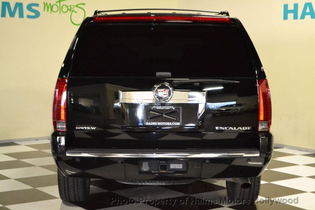 2007 Used Cadillac Escalade Esv At Haims Motors Serving Fort