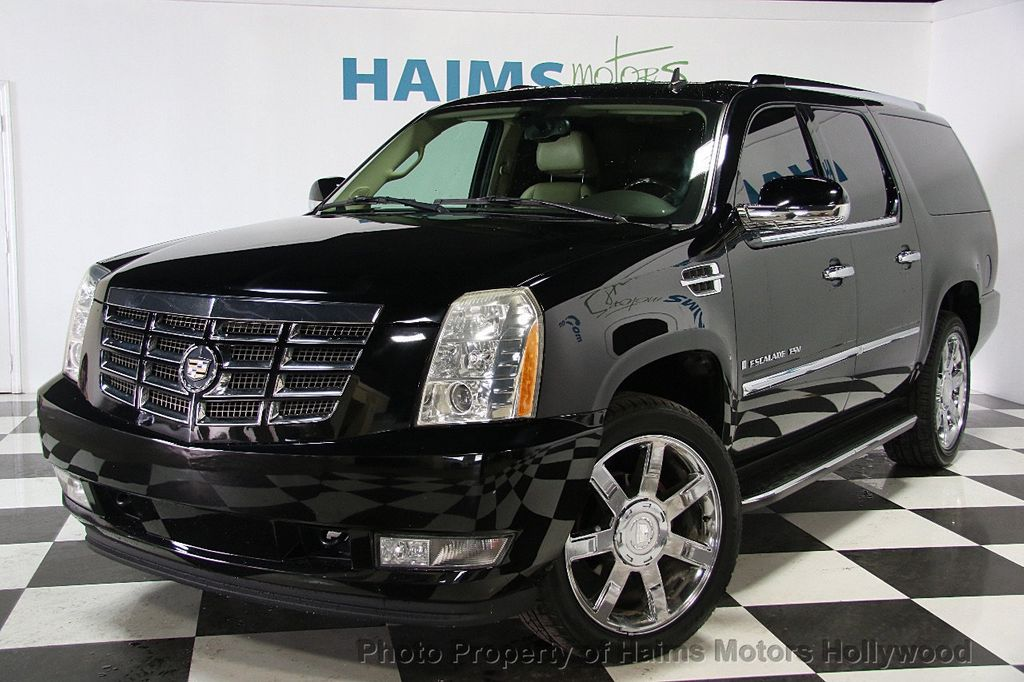 used 2007 cadillac escalade_esv basetrim 10793 16475793 1 1024 2007 used cadillac escalade esv at haims motors serving fort 2007 Cadillac Escalade P2723 at bayanpartner.co