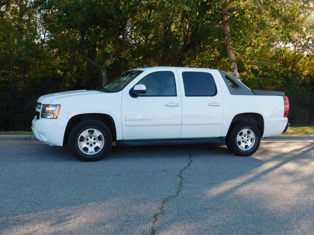 Avalanche 2007 chevrolet avalanche owners manual : 2007 Used Chevrolet Avalanche 4WD Crew Cab 130