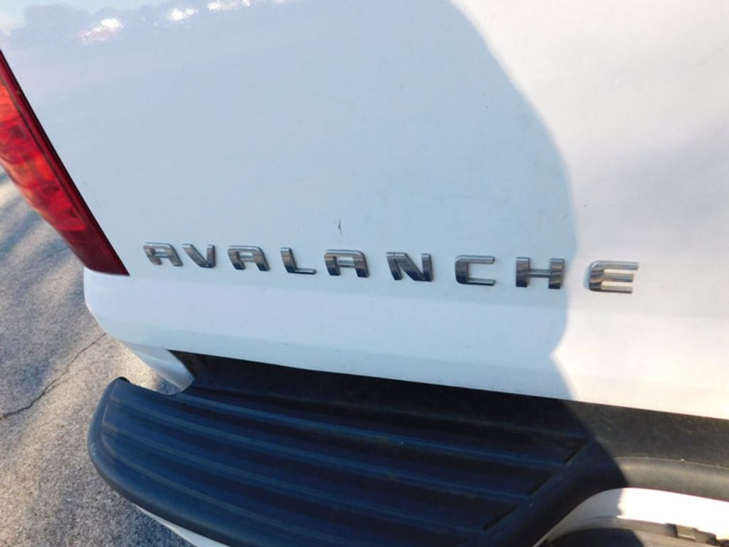 Avalanche 2007 chevrolet avalanche owners manual 2007 Used Chevrolet Avalanche 4WD Crew Cab 130