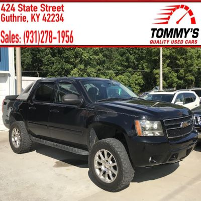 Used Trucks For Sale In Ky >> New Used Cars At Tommy S Quality Used Cars Serving Guthrie