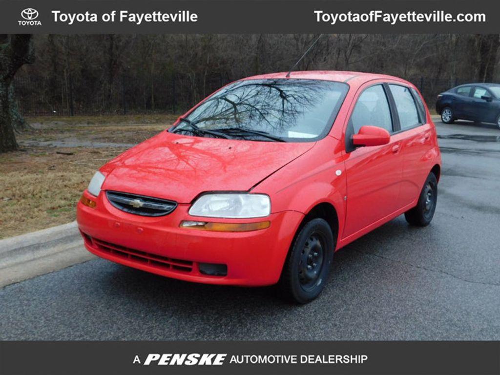 2007 Chevrolet Aveo 5dr Hatchback SVM - 17337727 - 0