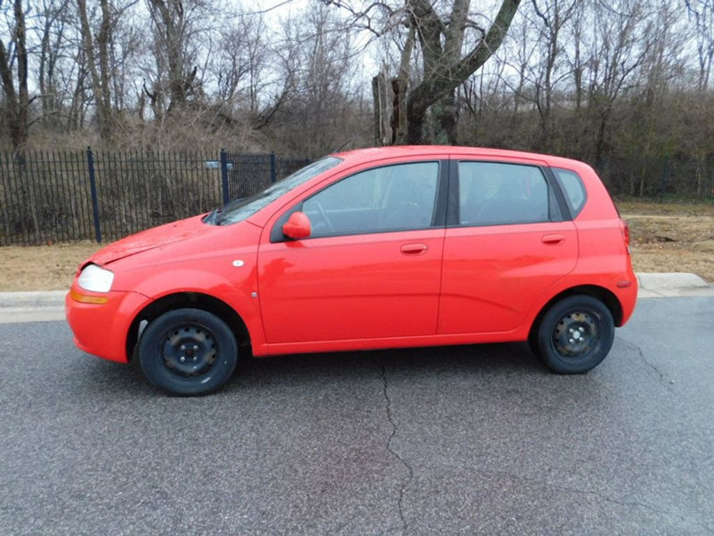 All Chevy chevy aveo 2006 : 2007 Used Chevrolet Aveo 5dr Hatchback SVM at Toyota of ...