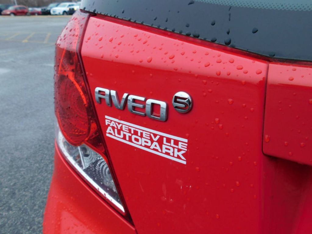 2007 Chevrolet Aveo 5dr Hatchback SVM - 17337727 - 3