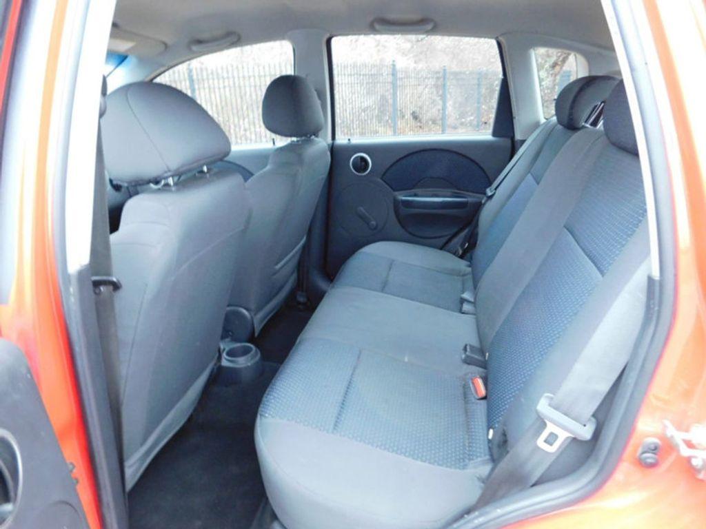 2007 Chevrolet Aveo 5dr Hatchback SVM - 17337727 - 6