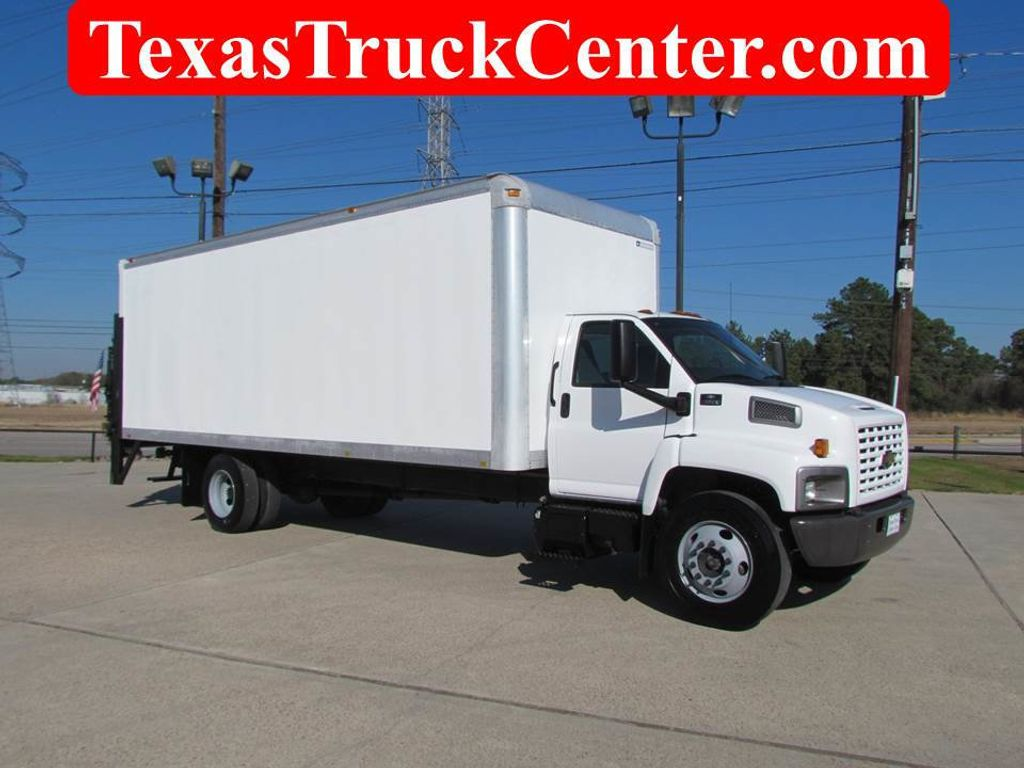 Dealer Video - 2007 Chevrolet C6500 Box Truck - 16509288