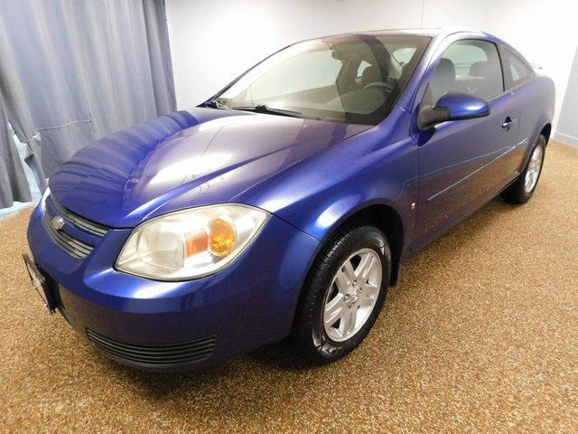 2007 Used Chevrolet Cobalt 2dr Coupe LT at North Coast Auto Mall Serving  Bedford, OH, IID 19000405