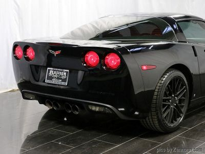 2007 Chevrolet Corvette 2dr Coupe - Click to see full-size photo viewer