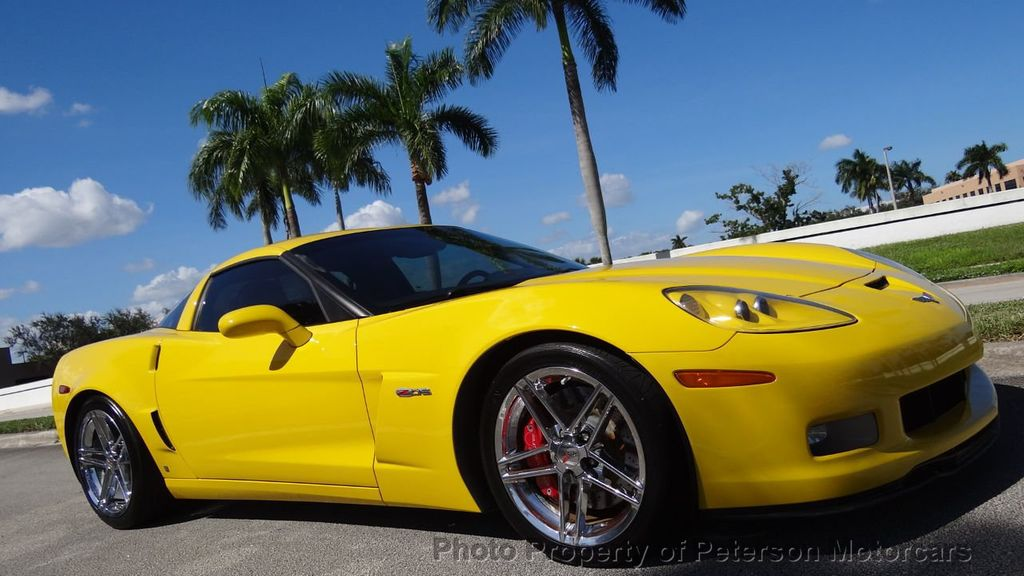 2007 Chevrolet Corvette 2dr Coupe Z06 - 18230864