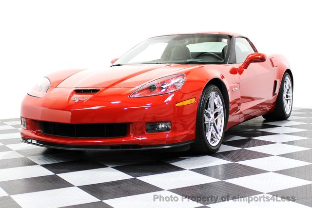 2007 Chevrolet Corvette CERTIFIED Z06 2LZ 6 SPEED BOSE NAVIGATION  - 16513608 - 11