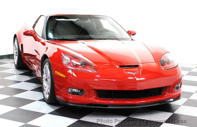 2007 Chevrolet Corvette CERTIFIED Z06 2LZ 6 SPEED BOSE NAVIGATION  - 16513608 - 13