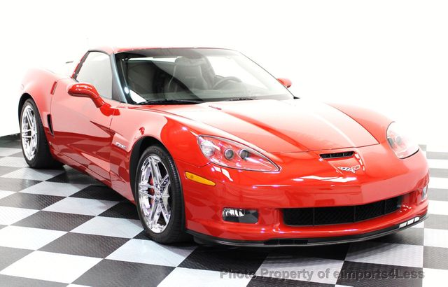 2007 Chevrolet Corvette CERTIFIED Z06 2LZ 6 SPEED BOSE NAVIGATION  - 16513608 - 14