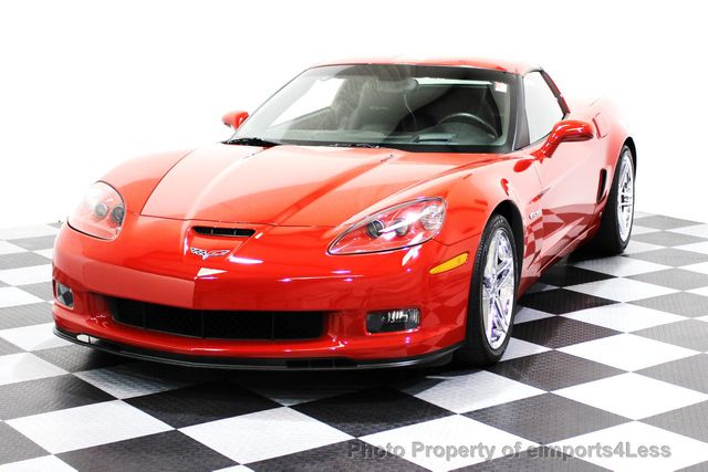 2007 Chevrolet Corvette CERTIFIED Z06 2LZ 6 SPEED BOSE NAVIGATION  - 16513608 - 22