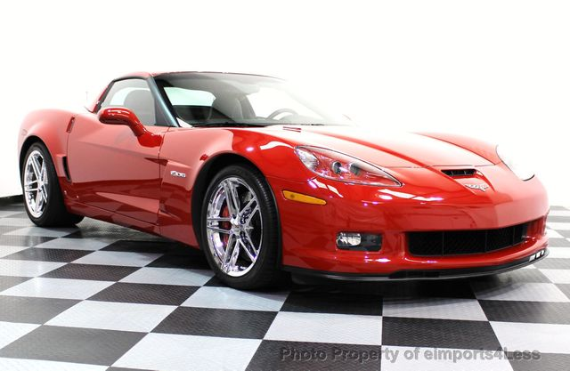 2007 Chevrolet Corvette CERTIFIED Z06 2LZ 6 SPEED BOSE NAVIGATION  - 16513608 - 25