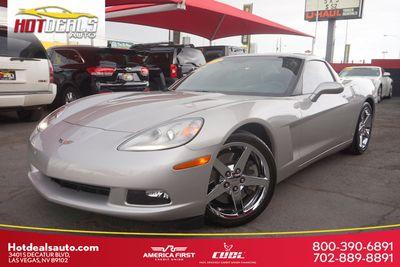 Used Chevrolet Corvette At Hot Deals Auto Serving Las Vegas Nv
