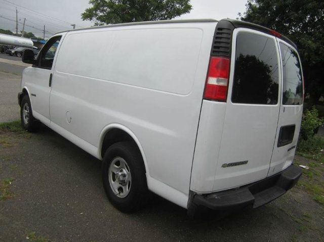 2007 Used Chevrolet Express Cargo Van Cargo 4 3l V6 Auto At