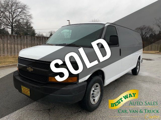 "Dealer Video - 2007 Chevrolet Express Cargo Van RWD 2500 155"" - 18733273"