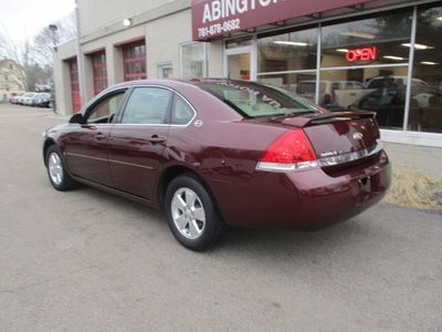 2007 Chevrolet Impala 4dr Sedan 3.5L LT - Click to see full-size photo viewer
