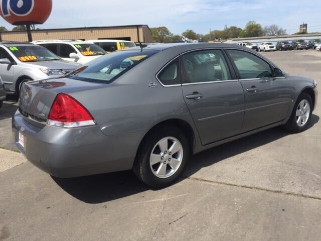 2007 Chevrolet Impala 4dr Sedan 3 5L LT Sedan for Sale Bessemer, AL -  $4,200 - Motorcar com