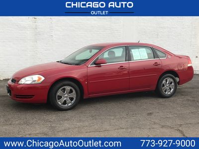 2007 Chevrolet Impala Lt >> 2007 Used Chevrolet Impala 4dr Sedan 3 5l Lt At Chicago Auto Outlet Il Iid 19743171