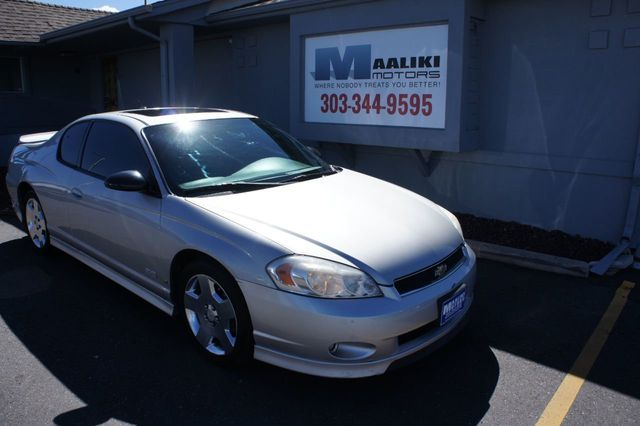 2007 Chevrolet Monte Carlo 2dr Coupe SS - 18085002 - 0
