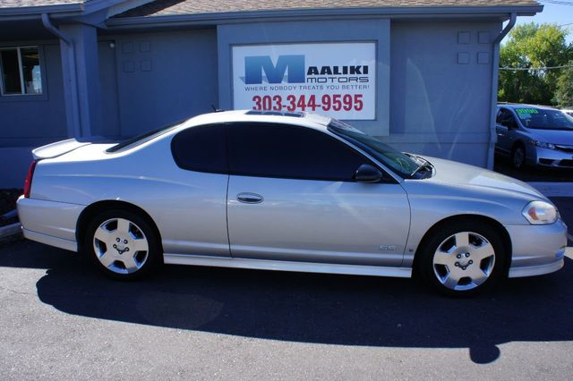 Ss Monte Carlo >> 2007 Used Chevrolet Monte Carlo 2dr Coupe Ss At Maaliki Motors Serving Aurora Denver Co Iid 18085002