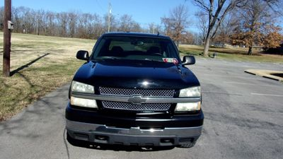 "2007 Chevrolet Silverado 2500HD 2WD Crew Cab 153"" LT1 - Click to see full-size photo viewer"