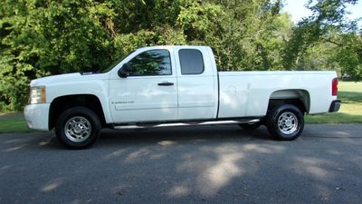 "2007 Chevrolet Silverado 2500HD 2WD Ext Cab 157.5"" LT1 - Click to see full-size photo viewer"
